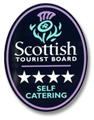 Scottish Tourist Board - four star self catering